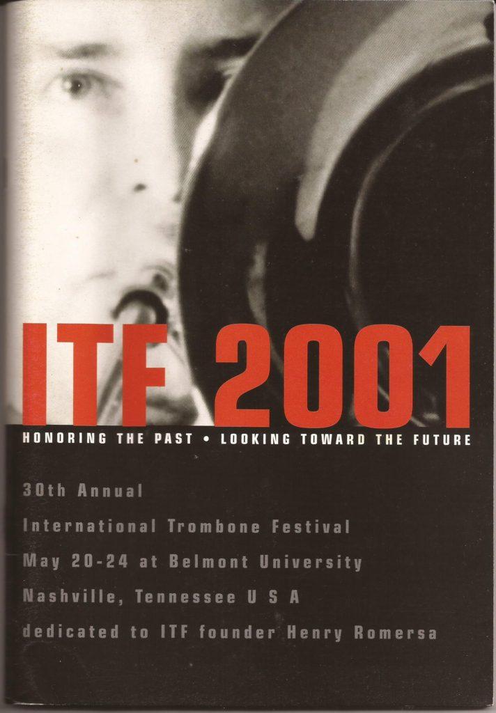 Ivan Chinchilla ITF 2001 Program