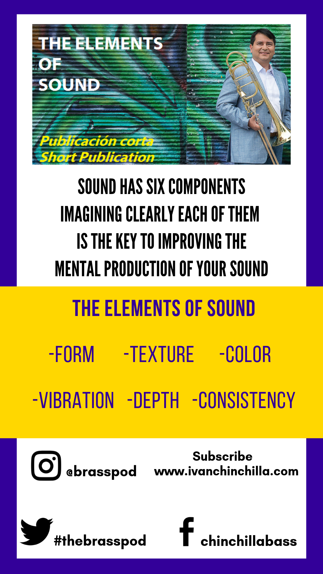 THE ELEMENTS OF SOUND